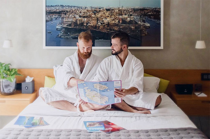 "Stern.de Interview: Our ""Gay Friendly Travel Tips"""