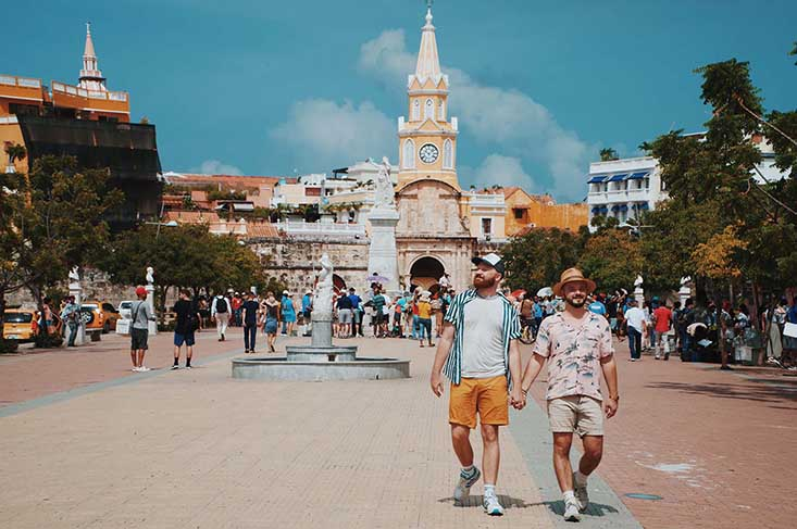 Gay Cartagena Travel Journal: Caribbean Flair in Colombia